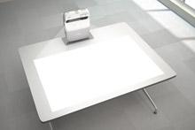 BrightLink 475Wi Interactive Projector w/Table Mount